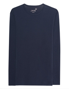 JUVIA Crew Neck Navy