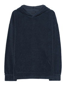 JUVIA Hooded Teddy Navy