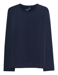 JUVIA Basic Crew Navy