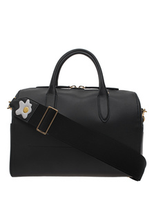ANYA HINDMARCH Vere Barrel Strap Egg Black