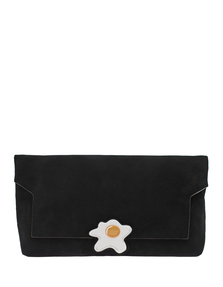 ANYA HINDMARCH Bathurst Lock Egg Black