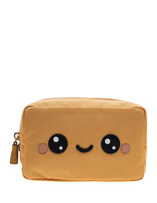 ANYA HINDMARCH Make Up Kawaii Happy Mustard