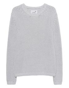 JUVIA Knit Basic Off-White