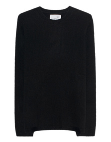 JUVIA Cashmere Knit Black