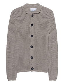 JUVIA Basic Knit Reed Beige