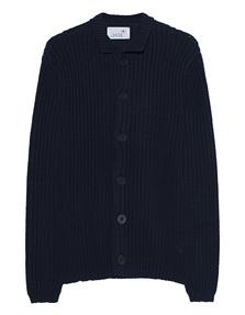 JUVIA Basic Knit Navy Blue