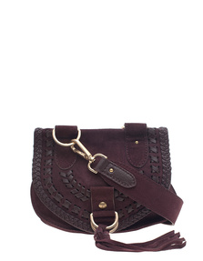 SEE BY CHLOÉ Sacs Collins Dark Plum