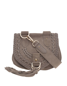 SEE BY CHLOÉ Collins Mini Dark Gray