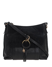 SEE BY CHLOÉ Joan Medium Black