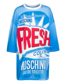 MOSCHINO Fresh Couture Long Turquoise