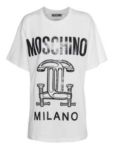 MOSCHINO Workshop Milano White