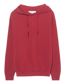IRO . JEANS Hoodie Ivy Red