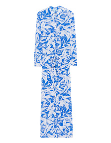Melissa Odabash Aliya Tropical Blue
