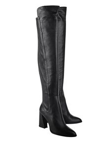 STUART WEITZMAN All Hyped Black