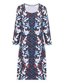 MARY KATRANTZOU Pluto Dress Vine Story