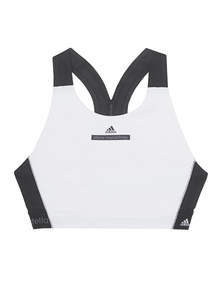 ADIDAS BY STELLA MCCARTNEY The High Intensity Bra White/Black
