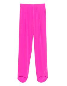 JADICTED Silk Pants Pink