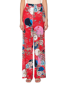 JADICTED Wide Leg Asia Red