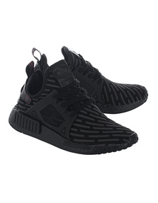 ADIDAS ORIGINALS NMD_XR1 Primeknit Black