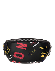 DSQUARED2 Stamp Mix Black