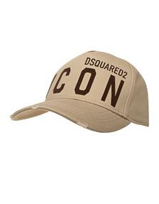 DSQUARED2 Icon Logo Beige