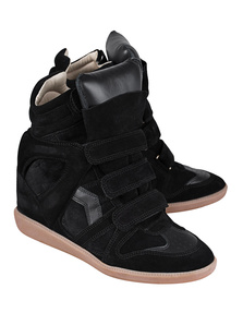 Isabel Marant Étoile Bekett Over Basket Black