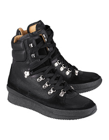 Isabel Marant Étoile Brendty New Hiking Black