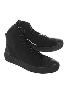 HANNES ROETHER High Side Zipper Black