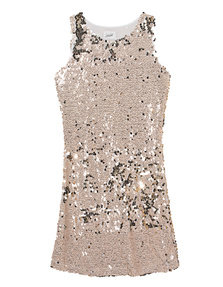 JADICTED Sequins All Over Nude
