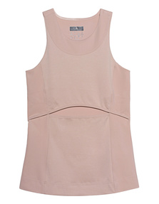 ADIDAS BY STELLA MCCARTNEY Yo Comfort Tank Rose
