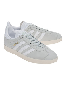 ADIDAS ORIGINALS Gazelle Linen Green/Ftwr White/Cream White