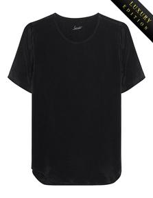 JADICTED Heavy Silk Clean Black