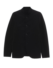 HARRIS WHARF LONDON Clean Button Black