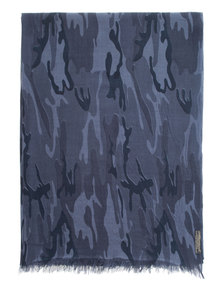ALBEROTANZA Merino Camouflage Grey