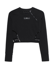 ADIDAS BY STELLA MCCARTNEY Train Clmch LS Black
