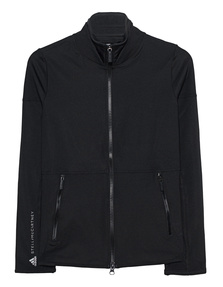 ADIDAS BY STELLA MCCARTNEY Zip Hood Black