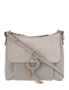 SEE BY CHLOÉ Joan Small Motty Grey
