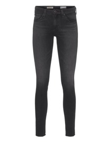 AG Jeans The Legging Ankle Super Skinny Anthracite
