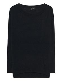 JADICTED Oversize Knit Black