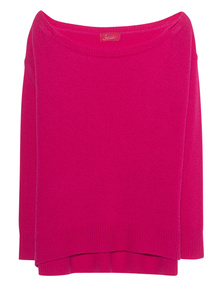 JADICTED Oversize Knit Pink