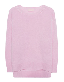 JADICTED Crew Neck Cashmere Rose