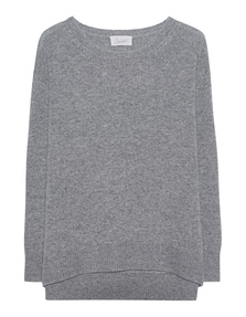 JADICTED Crew Neck Cashmere Grey