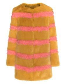 Shrimps Bobbin Mustard Pink