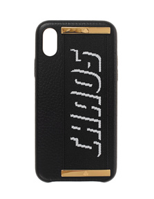 CHAOS iPhone X Strap Black