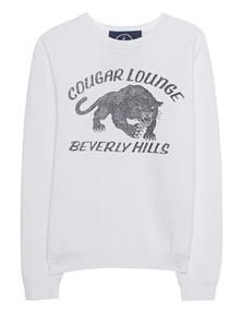 LOCAL AUTHORITY L.A. Cougar Lounge Washed White