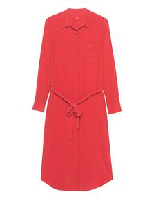 JADICTED Dress Tomato