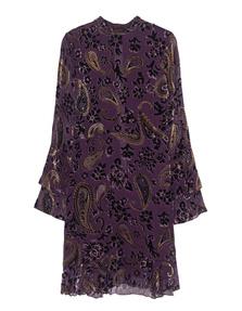 JADICTED Paisley Lilac Velvet