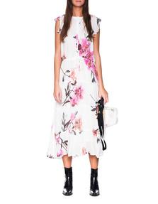 JADICTED Whitelilly Dress White
