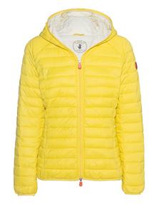 SAVE THE DUCK Giga Hood Yellow