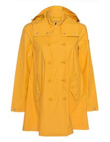 SAVE THE DUCK Cappotto Cappuccio Yellow